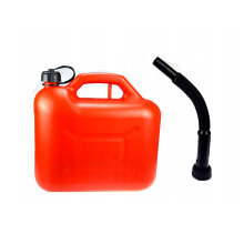 Automotive Tools Vehicle Tools  Handy 5L Plastic Fuels And Lubricants Container Cans Gasoline Oil Tank For Car