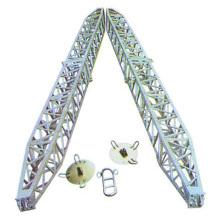 Aluminum A-shape Lattice Gin Pole