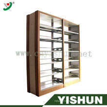 factory product cardboard book shelf with high quality