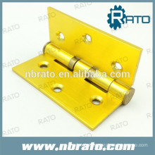 flat aluminium hinge
