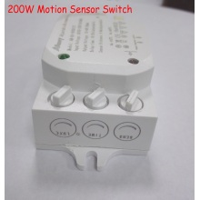 Energy saving Built-in Microwave Sensor Switch
