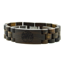 Promotional Wholesale Hot Handicraft Wooden Bracelets