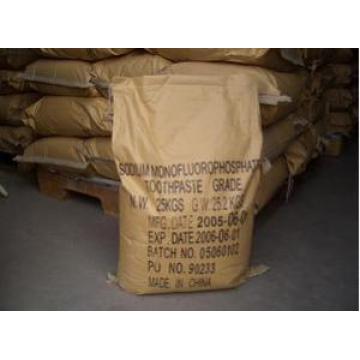 Натрия монофторфосфат CAS № 10163-15-2 ---- Na2fpo3