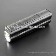 Mini allume-cigare torche torche LED rechargeable