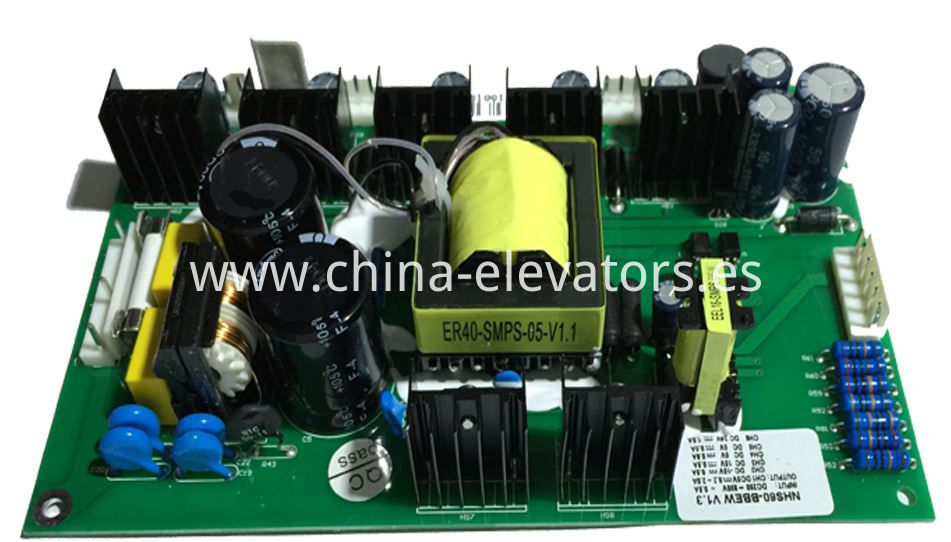 Power Supply Board for Hyundai Elevator STVF9 Inverter NHS60-BBEW
