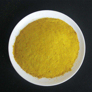 Poly aluminium chloride (PAC) purify domestic water