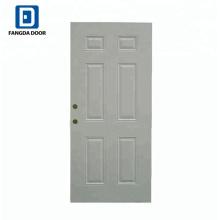 Fangda entrée de la porte en métal entrée du hall d'entrée