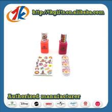 Stylo surligneur de couleur en plastique de fournisseur de la Chine avec le jouet collant de note
