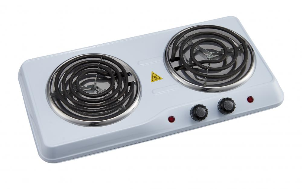 Electric 2500 Watt Double Burner