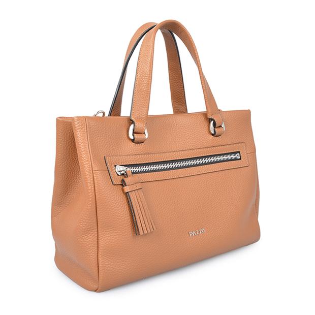 fashion design women business handbag genuine leather bag