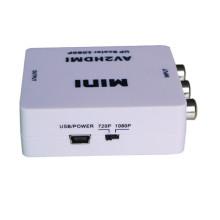 AV vers HDMI 1080p