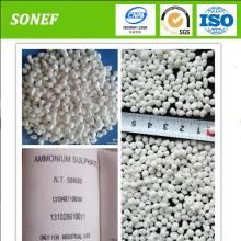 Sonef Fertilizante granulado de sulfato de amônio de alta qualidade