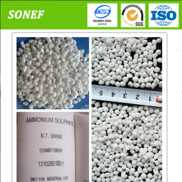 Sonef High Quality Fertilizer Grade Granular Ammonium Sulphate Fertilizer