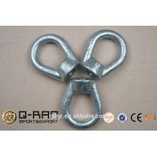 Acier au carbone Drop forgé Bow Eye Nut--matériel électrique--usine de QINGDAO
