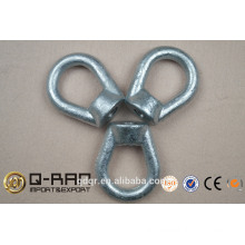 Carbon Steel Drop Forged Bow Eye Nut--Electric Hardware--QINGDAO FACTORY