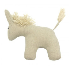 cheap soft stuffed toy plush sitting donkey toys