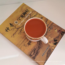Jugo orgánico de Ningxia Goji