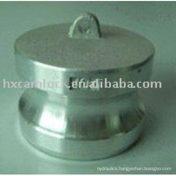 Aluminum groove quick coupling Type DP