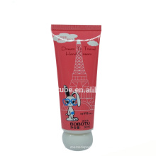 custom design tube child girl hand cream tube packaging