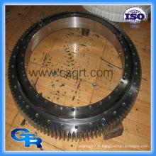 Cercle d'oscillation pour excavatrice Kato, roulement pivotant, pièces de pelle Kato