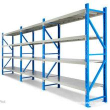 Adjustable Medium Duty Rack with Steel Panel