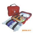 Combinaison de trousse de secours d'urgence extérieure avec beaucoup de contenu (DFFK-011)