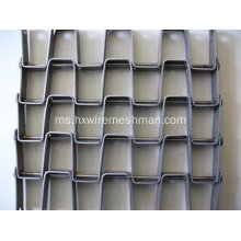Metal Honeycomb Belt Flat