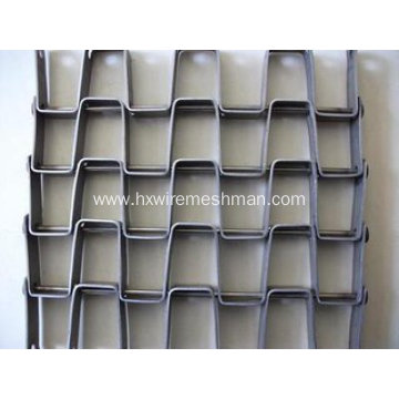 Metal Honeycomb Flat Belts