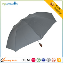 new invention rainproof auto open custom printing 2 fold rain umbrella