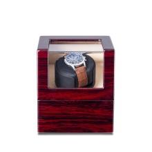 Auto Rose Wood Uhr Wickler Box