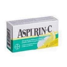 acetylsalicylic acid common name