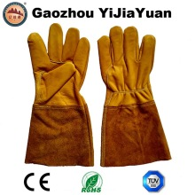 Cow Grain Leather Industrial Safety Welders Gloves for Welding
