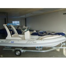 Barco inflable del PVC RIB730