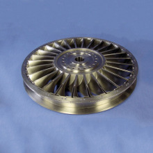 Custom Stainless Steel Boat Impeller