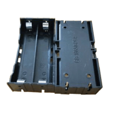 2 AA Cell Holder with PC Pins