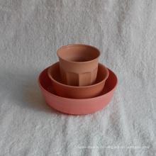 (BC-CS1054) Vaisselle en bambou à la mode en fibre de verre / ustensiles de cuisine