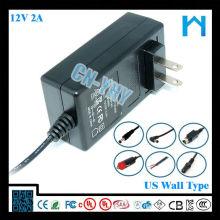 Adaptateur secteur fy1202000 12v 2a 24w