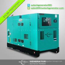 Generador eléctrico Weichai Deutz de 45kw con motor original TD226B-3D