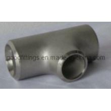 T de aço inoxidável sem costura com PED (3.1 Cert.)