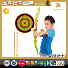 Outdoor bow and arrow archery toy set for kid