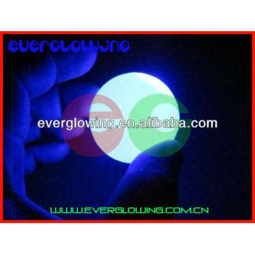 luz azul bolas de golfe flash venda quente 2016