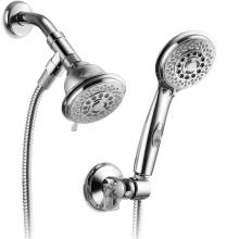 Bathroom faucet hand shower