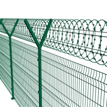 security+welded+airport+fence