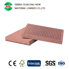 Solid WPC Decking for Swimming Pool or Landscape (HLM45)