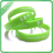 OEM Made Factory Price Excellent Silicon Bracelet Wristband for Music