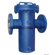 Flange End Basket Strainer