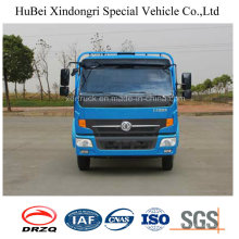16m Dongfeng 360° Rotation Platform Aerial Truck