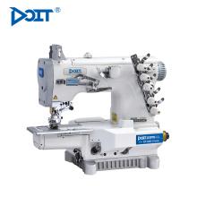 DT C007J-W122 Pantalones de enclavamiento de dobladillo inferior que hacen la máquina