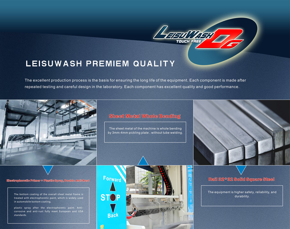 high quality leisuwash DG