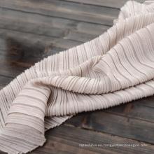 Nuevo Stocked maxi oversize head wraps chal de bufanda plisado mujeres crimple musulmán arruga hiyab de algodón premium